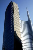 Milan - Occupying the sky by PaulVonGore