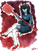 Spider Girl by The-EverLasting-Ash