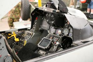 F-16 Cockpit by Camera-Pete