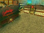 Cafe by thuringerb