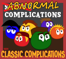 Classic Ch.24 - ABNORMAL COMPLICATIONS by simpleCOMICS