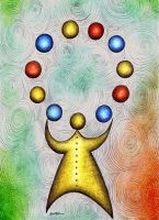 Changing Masks by BenHeine
