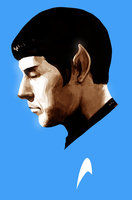 Spock by benchowfat