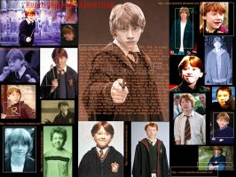 Rupert Grint by AlwynKris