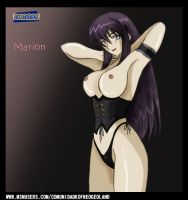 Marion Sexy 04 by DKSTUDIOS05