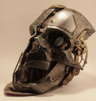 Corvo's Mask by NeonCowboy