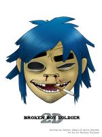 Broken Boy Soldier by SirMonkeyMcCoool