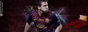 New Design .... Messi by MohamedEssawyDesign