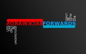 Backwards:Forwards by kegonomics