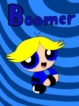 Boomer by CatHedgehogRabbit