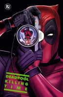 the killing joke x deadpool by m7781