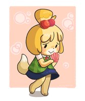 Isabelle by michysoong