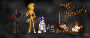 Happy (early) Halloween!! by TC-96