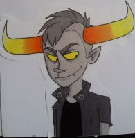 Tavros by oPyknic