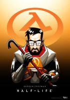 Gordon Freeman by Austh
