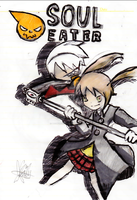 Soul Eater 2 by techfreak107
