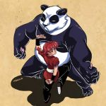 Ranma 1/2 Colored by Ah-Mon