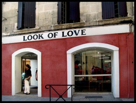 The Look of Love by zasu