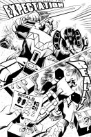 Megazord for PUMMEL by IanJMiller