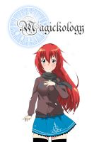 Magickology - Cover by ReonMerryweather