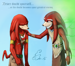 Never Doubt by BUGHS-22