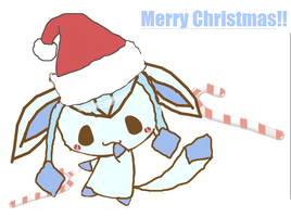 Merry Chrstmas!!! by ElodieTheFox051400