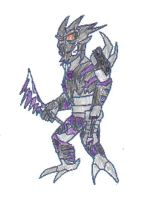 Dralnor colored by trexking45