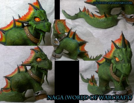 OOAK Naga My Little Pony Custom by daunted