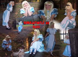 Alice In Wonderland Costume by R2ninjaturtle