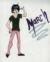 March by tirzacantfail