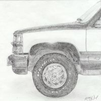 '95 Silverado by truly-devoted