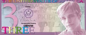 Queer as a Three Dollar Bill by dapride