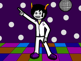 Disco Gamzee by legoman1203