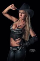 Cowgirl by Dzodan