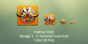 Faenza Savage 2 Icon by nDNA