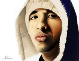 Daddy Yankee by karl-anthony