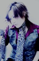 Kai from the GazettE by ShiroiGarazu