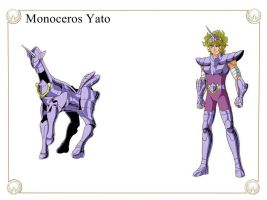 Monoceros Yato by Javiiit0