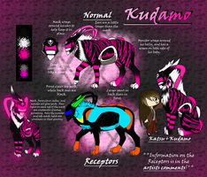Kudamo- Adoptable tryout by Nine-Tailed-Dragon