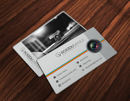 Photography Card by MondoteQ