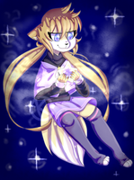 Stars Can't Shine Without Dreams by miewunii