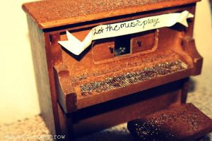 Let the music play.. by hopefortommorow