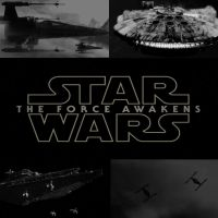 Star Wars- The Force Awakens (Ships) by xCrossoverLoverx