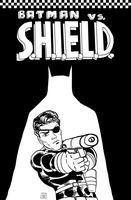 Batman vs SHIELD - Cover by EarthmanPrime