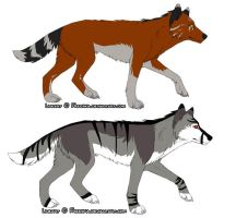 Wolf Point Auction 5 by Fells-Adopts