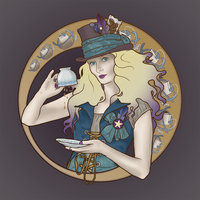 Down With Tea by phantoms-siren