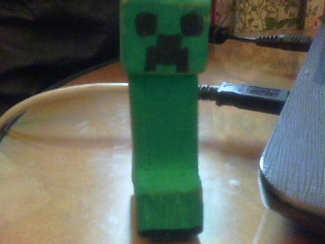 Christian the creeper by thegogomaster99
