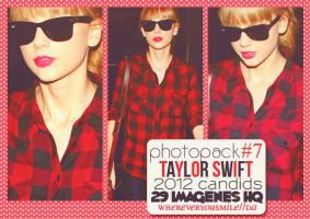 Photopack #7 - Taylor Swift. by whereveryousmile