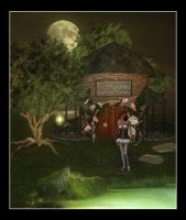 The Fairies Cottage by Misty2007