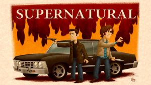 Supernatural by Erich0823